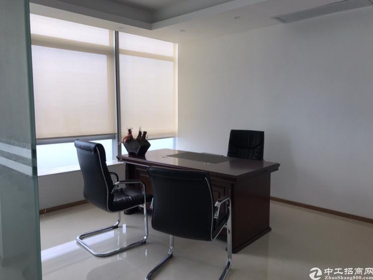 江北CBD地标建筑甲级写字楼268平招租
