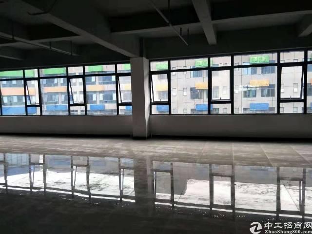 西乡银田精装厂房2600平米租赁