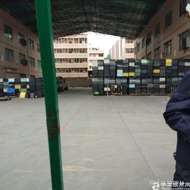 原房东独门独院厂房出租,11500平方,大小分租,可办环评