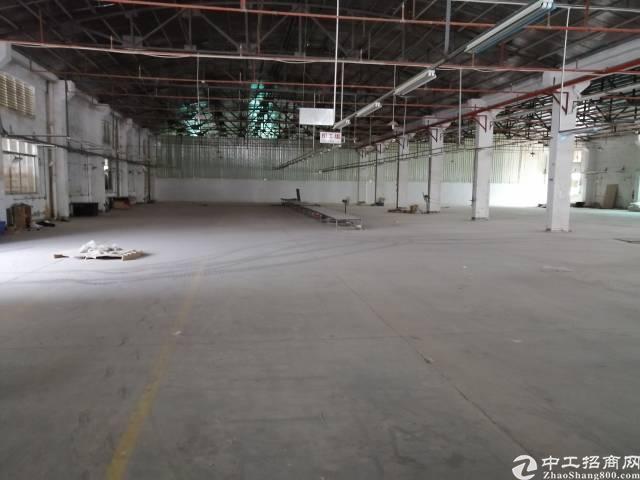 惠东县谟岭钢构厂房3600平方出租