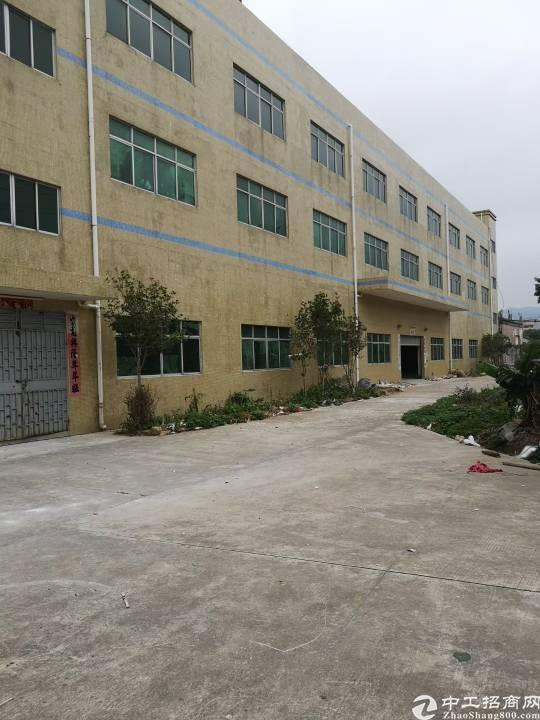 惠州惠东平山镇工业园三层独院厂房5000平出租