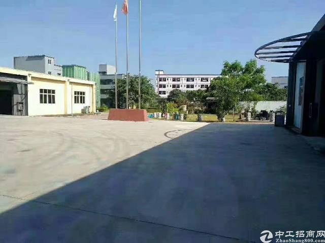 惠东大岭21000㎡新独院标准厂房