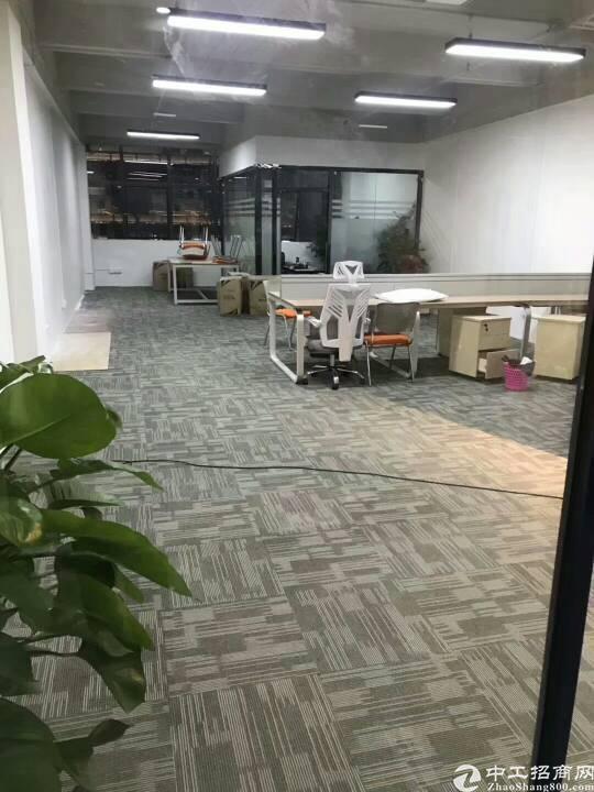 布吉南岭新装修电商园3000平
