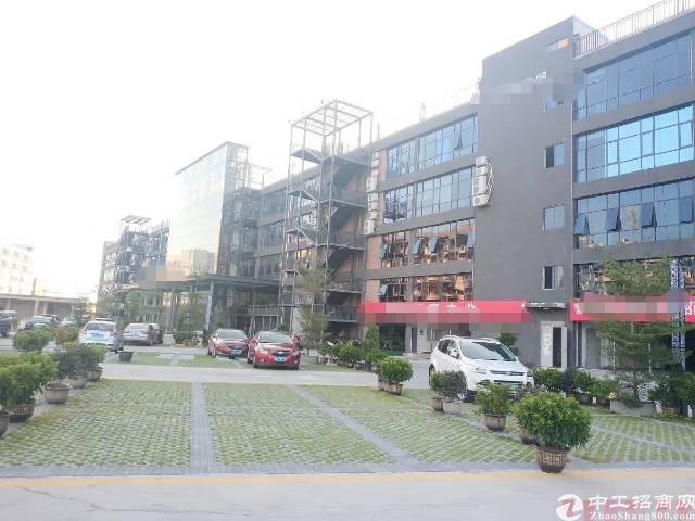 福永地铁口新出楼上452平方甲级写字楼招租