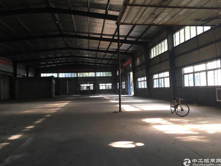 武汉市东西湖区单一层厂房低价出租-图3