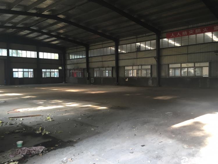 武汉市东西湖区单一层厂房低价出租-图4