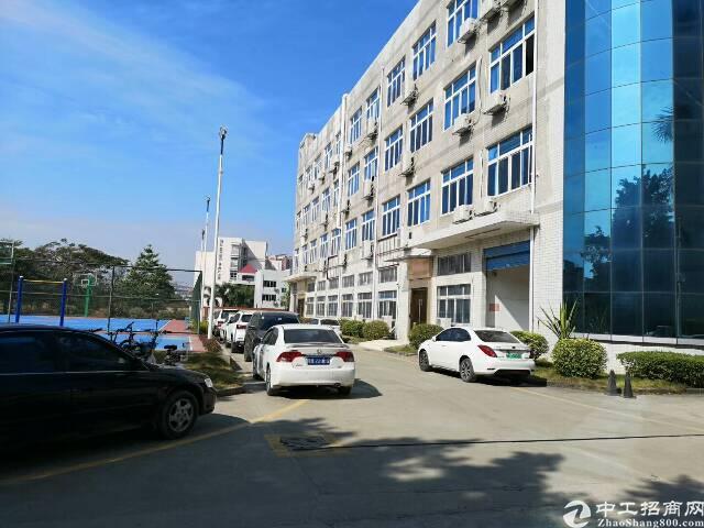 横岗永湖地铁站附近1000米三楼2250平方带精装修办公电商