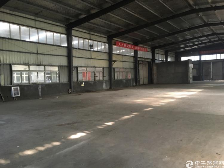 武汉市东西湖区单一层厂房低价出租-图2