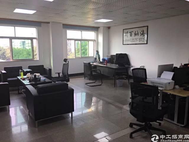 公明红花山998智慧谷精装188平办公室直租
