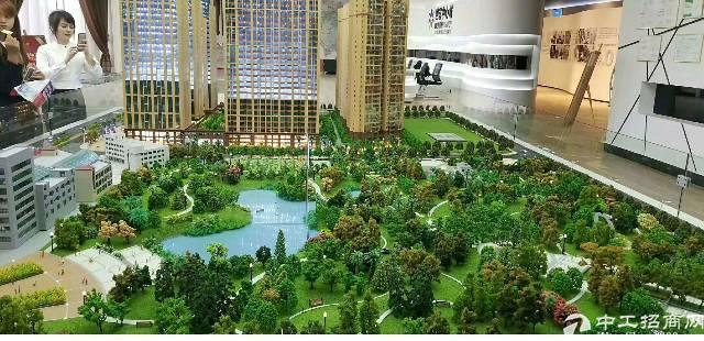 靠近深圳小面积红本厂房出售最小面积487平
