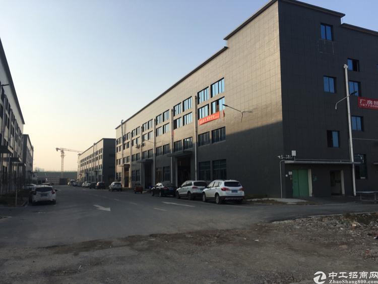 东西湖全新生产型厂房1200平出租
