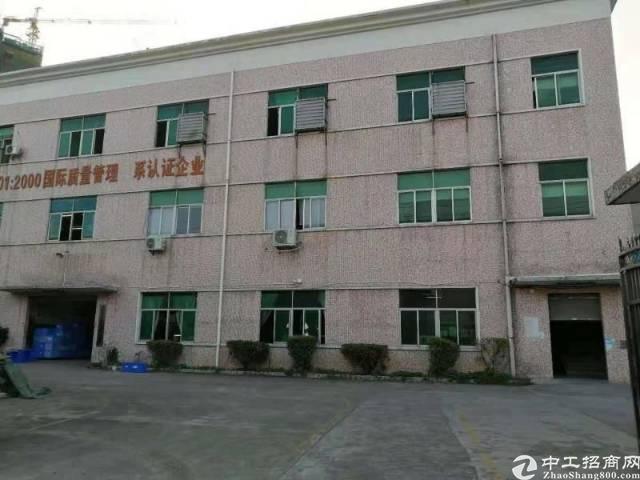 龙岗村委独门独院厂房5400平方宿舍1600平方空地大