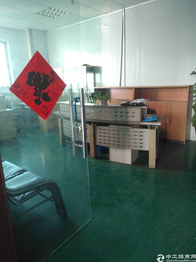 福永大洋田新出1050平带豪华装修厂房出租