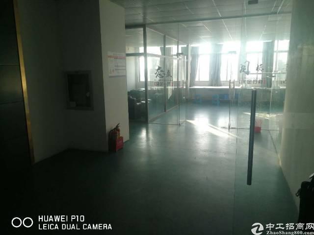 福永福安工业区4楼310平厂房出租