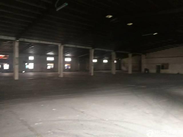 惠州市惠阳区现有独门独院标准单一层转让到顶厂房招租