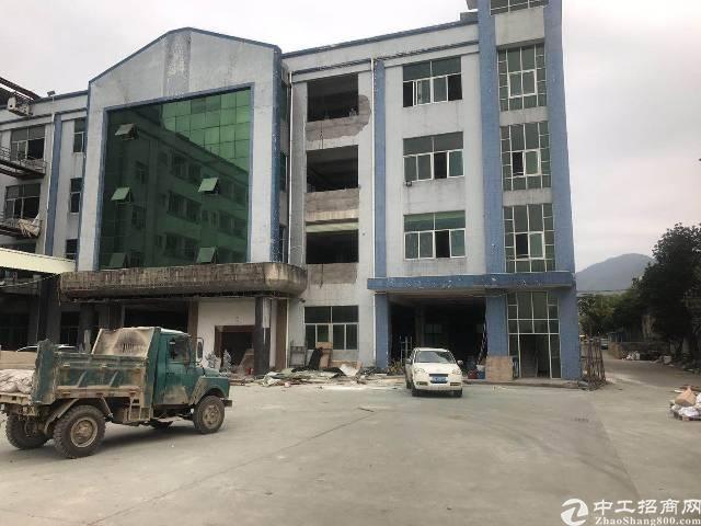 惠东平山民营工业园标准厂房3600平方出租