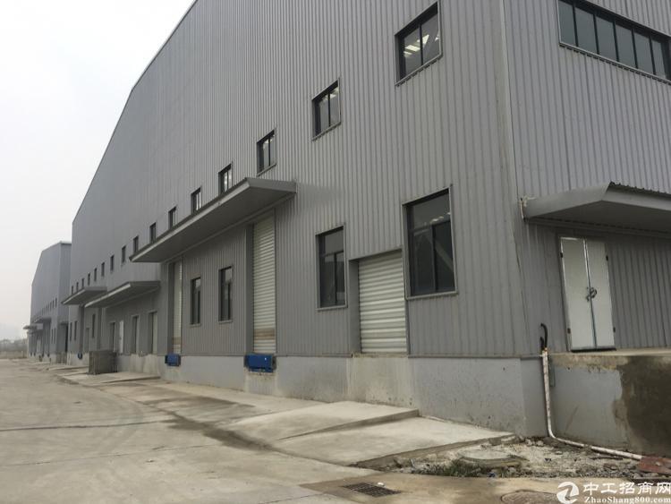 东西湖吴家山高标准高台物流仓库4000平出租