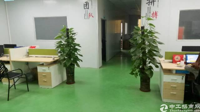 福永和平新出精装修厂房1200平