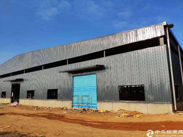 消防环评钢构厂房