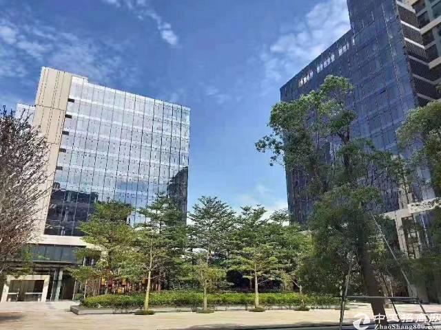 高端研发写字办公楼、可租可卖、总体量180000平米
