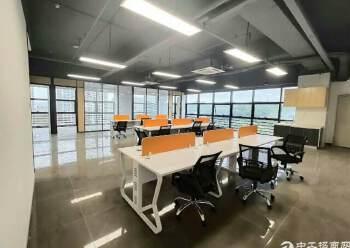平湖2万平米甲级写字楼招租,可大小分租!图片2