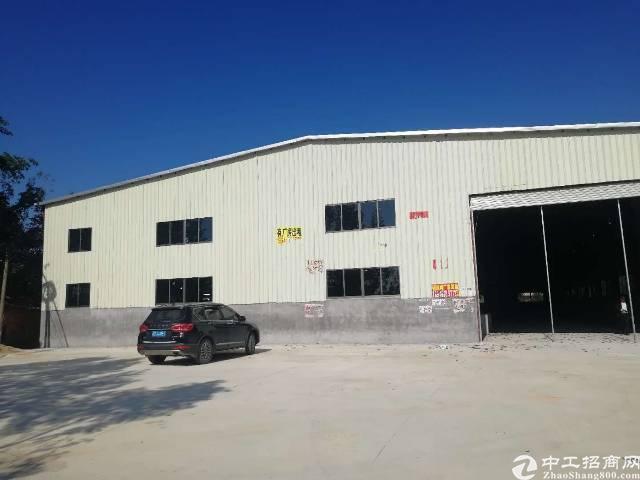 博罗县博阳镇工业园区内小独院厂房招租