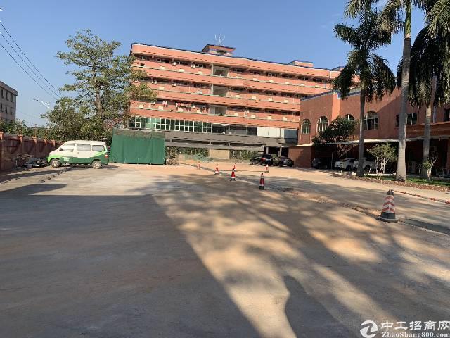 东莞最新独院标准厂房13500出售