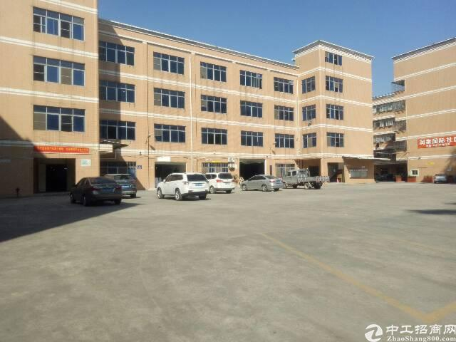 辅城坳工业区实业客户分租300平标准一楼厂房