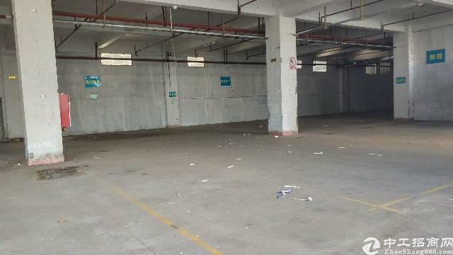龙岗同乐深汕路附近一楼厂房800平米出租
