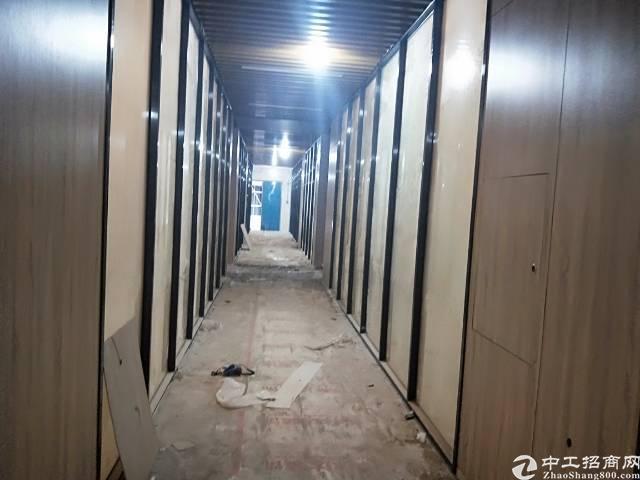 龙岗中心城新出电商办公厂房200平,出租。