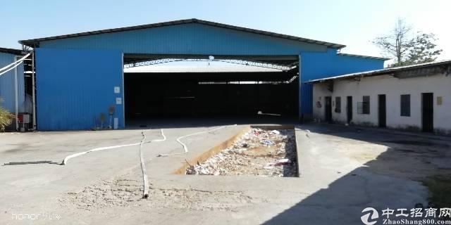 小金口新出独院标准钢构厂房招租