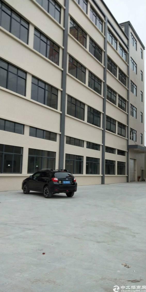 石岩新出一楼3000平米带红本厂房出租