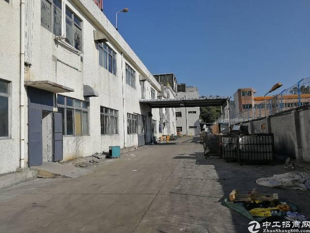 樟木头镇12000平方集体厂房出售