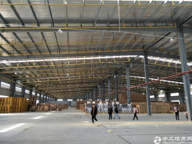 葛店开发区钢结构物流厂房1万平米。配套办公,食堂,宿舍。