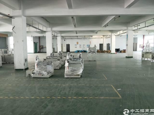 沙井中亚奎谷附近大型工业园2楼1000平方厂房