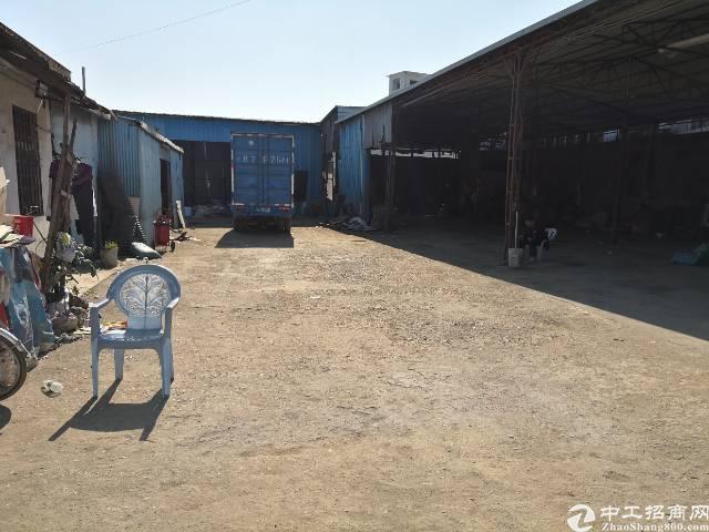 龙东社区独院钢构厂房700平报价10000全包深汕公路边