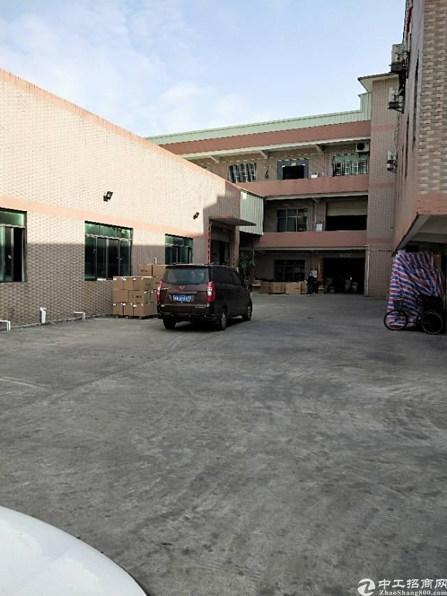 横沥镇村头独院厂房总面积3000平出租