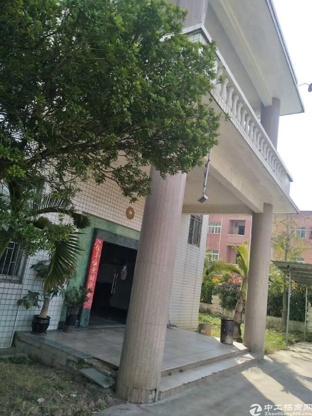 博罗县泰美新空出家具厂房出租约三万平方