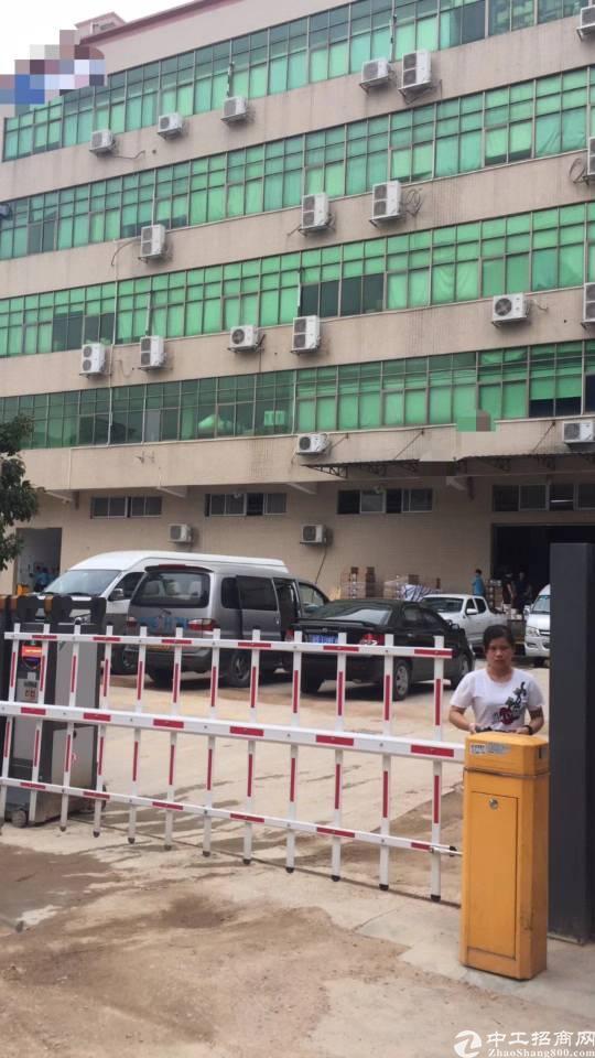 石岩南光高速300米独院厂房16000平方厂房招租