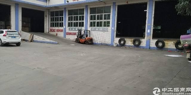 西乡黄麻布洲石路边物流仓库10000平米出租