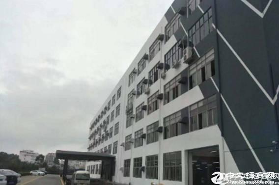 坂田楼上5200平带卸货平2台5吨货梯128平起分租,