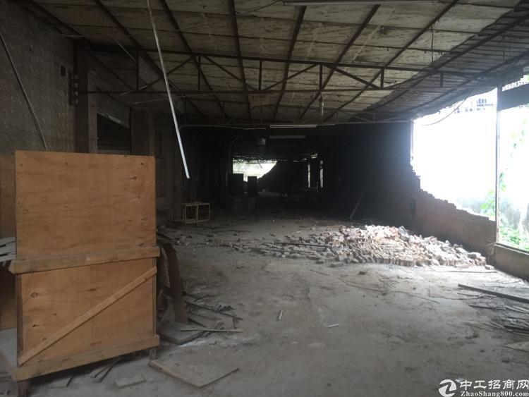 坪山新区六联450平铁皮房招租,6000块全包