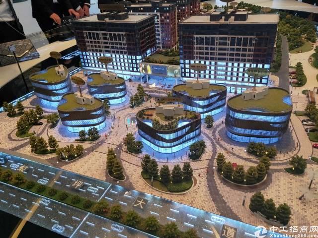 塘厦科苑城新出国家级产业孵化园基地,现有厂房出租