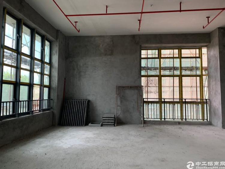 松岗高速出口开发商全新红本写字楼独立红本50年产权可按揭首付