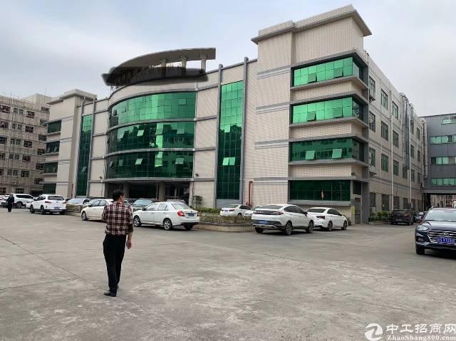 凤岗镇新出花园式原房东厂房:1-4层8200平方米