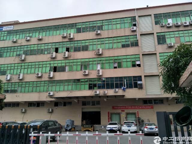 石岩南光高速附近16000平方独门独院厂房出租
