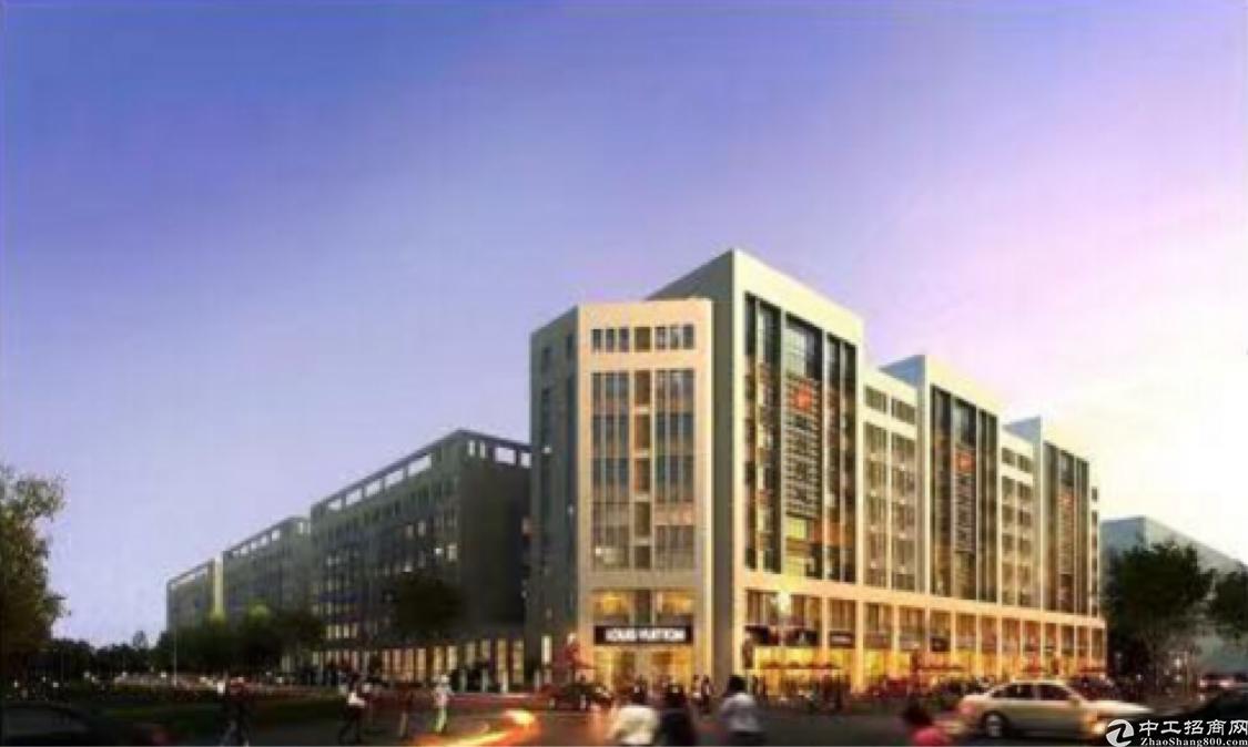 黄陂临空独栋厂房出售,每层2000平,可分割,停车方便