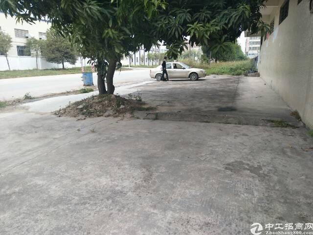 惠州福田新空出钢结构独门独院厂房出租