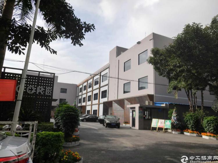 松岗中心区新出一楼2000平方可分租,一楼五米高