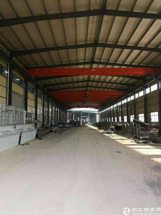 孝感市孝南区厂房16330平米,含3栋生产厂房,办公楼,宿舍